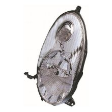 For Nissan Micra K12 Hatchback 2003-2007 Chrome Headlight Headlamp Drivers Side