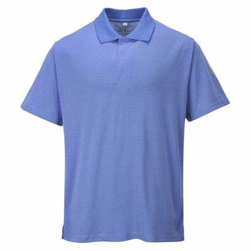 sUw Workwear - Anti-Static Electrostatic Discharge Polo Shirt