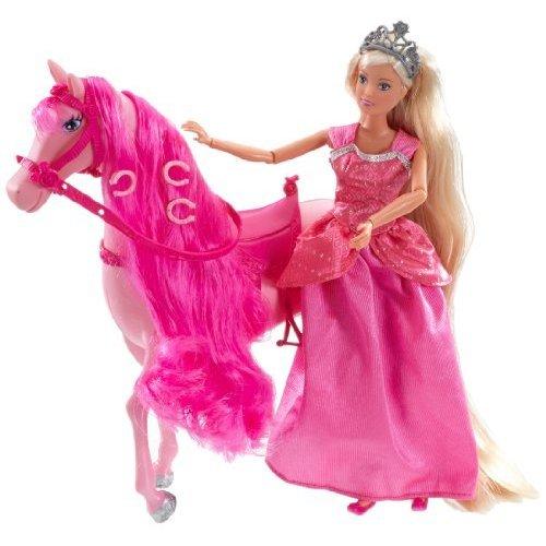 Simba Smoby 29cm Steffi Love Fairytale Riding Princess Doll