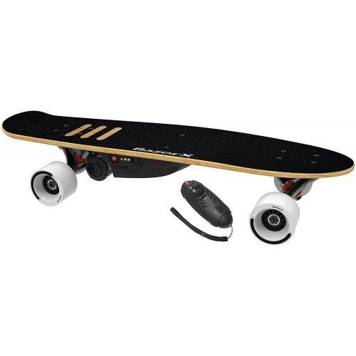Razor X Cruiser Electric Skateboard 22V Rechargeable Lithium 125W RAZXCRUSB