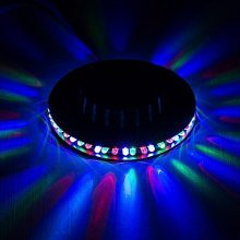 Disco 360 - Lightshow Sunflower LED Flashing -  disco 360 lightshow sunflower led flashing