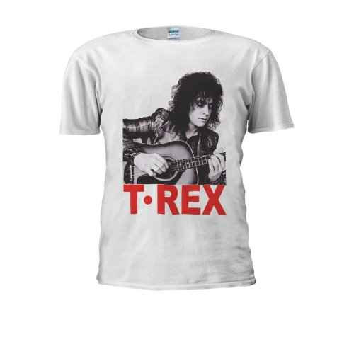 Marc Bolan T-Rex Slider English Rock 70's 80's Men Women Unisex Top T Shirt