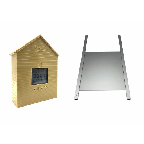 Titan Incubators Chicken House Door Opener & Metal Door