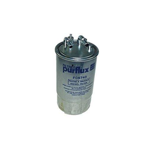 PURFLU FCS743 Fuel Injectors