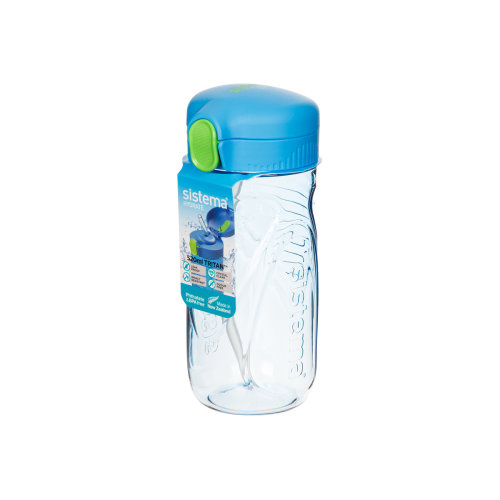 Sistema Quick Flip Bottle, 520ml Blue