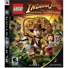 Ps3 - Lego Indiana Jones / Game