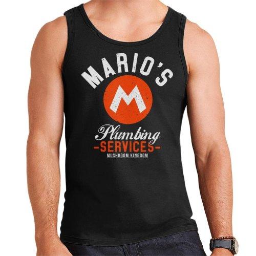 Academies Marios Plumbing Services Men's Vest