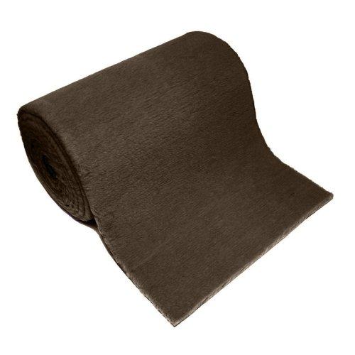 Vetbed Half Roll Brown 10x0.76m
