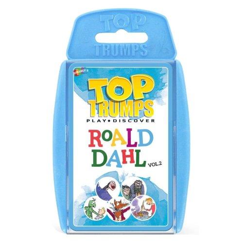 Roald Dahl Volume 2 - Top Trumps Card Game