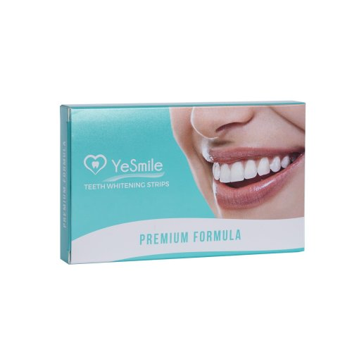Yesmile Non-peroxide Teeth Whitening Strips | 28 Professional Strips