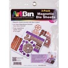 Pack Of 3 Magnetic Die Sheets