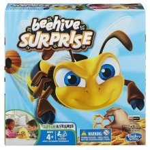 Hasbro Ele Fun and Friends Beehive Surprise Game For 2 to 4 players