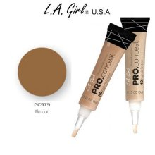 L.A. Girl Pro Conceal HD 979 Almond (2 Pack)