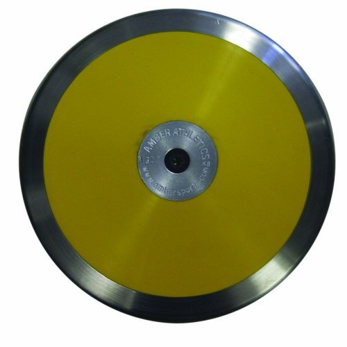 Amber Athletic Gear Ultimate Discus, 1.6 Kg