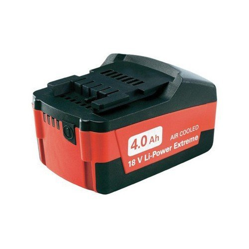 Metabo 625527000 625591000 Slide Battery Pack 18 Volt 4.0Ah Li-Ion