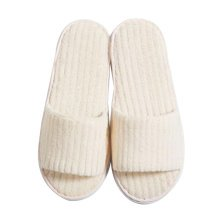 10 Pairs Non-slip Hotel / Travel / Home Disposable Slippers - A19