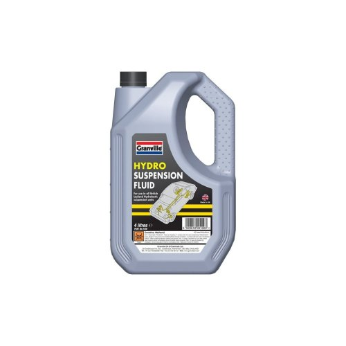 Hydro Suspension Fluid - 4 Litre