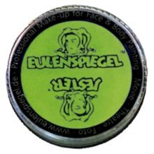 Paint Green Witch 20ml Face Paint - Professional Body Eulenspiegel Makeup -  paint face 20ml witch green professional body eulenspiegel makeup