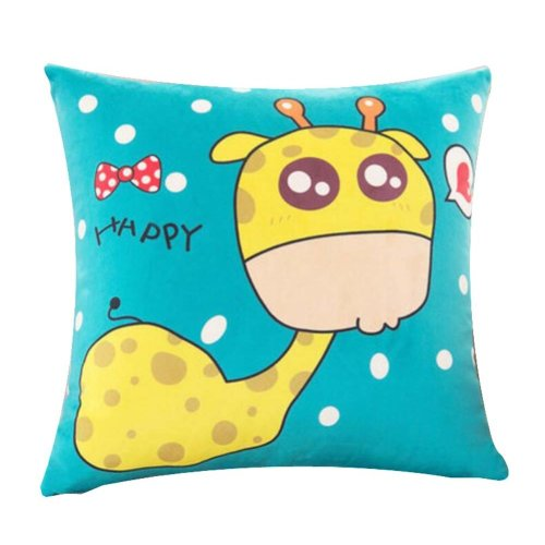 Creative Style Soft Nice Hold Pillow Kids Throw Pillow, Deerlet Blue, 15 X 15""