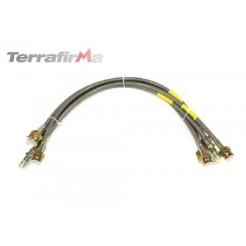 Terrafirma TF607L +50Mm Stainless Steel Braided Hoses Disco 9294 Kala Discovery