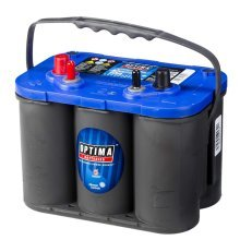 Optima Battery Blue Top 12 V 50 Ah BT SLI-4.2