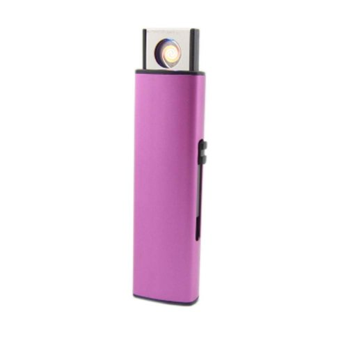Rechargeable Double-sided Lighter Windproof Cigarette Lighter for Men/Women, E
