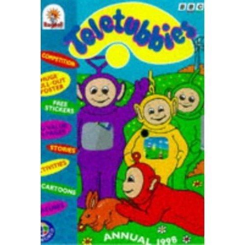 Teletubbies Annual 1998