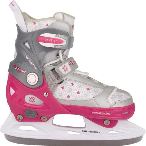 Nijdam Figure Skates Size 33-36 3121-FZW-33-36