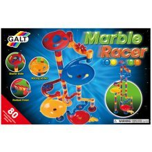 Marble Racer Game Compatible With Galt Marble Run - Toy Construction Kids -  galt marble racer toy construction kids building new