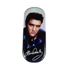 Elvis Presley Glasses Case - Blue Shirt Design