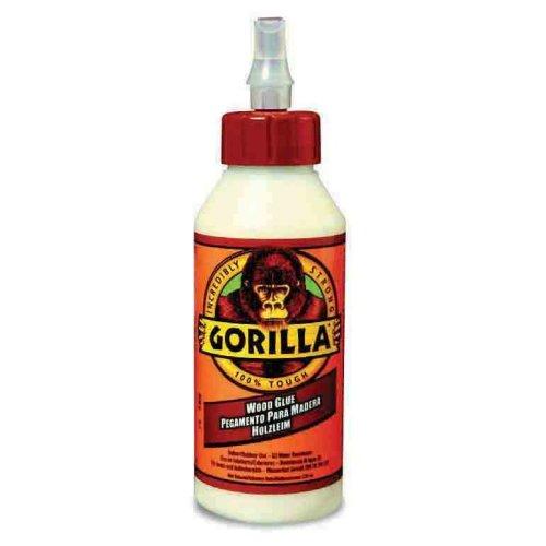 118ml Water Resistant Gorilla Wood Glue - Adhesive Super Waterproof Pva -  glue gorilla wood 118ml adhesive super waterproof pva