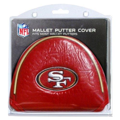 NFL San Francisco 49ers Golf Mallet Putter Cover