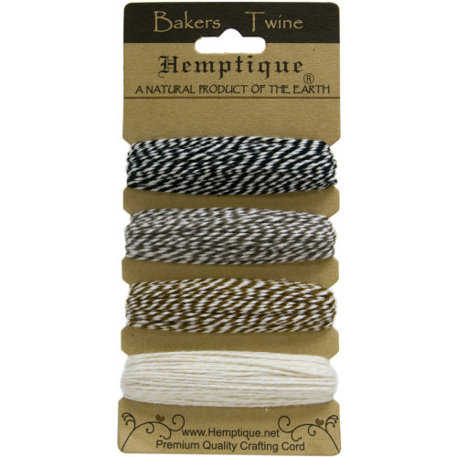 Cotton Baker's Twine 2-Ply 120'-Cappuccino