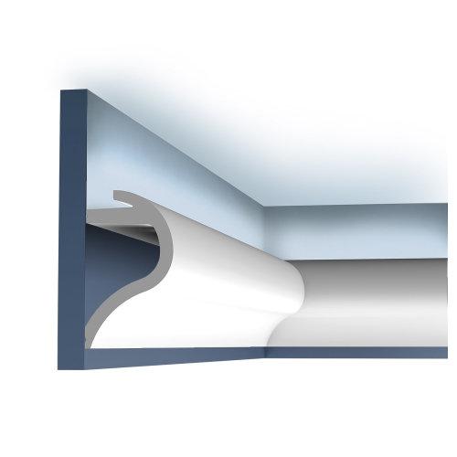 Orac Decor C364 LUXXUS Cornice Moulding Indirect lighting | 2 m