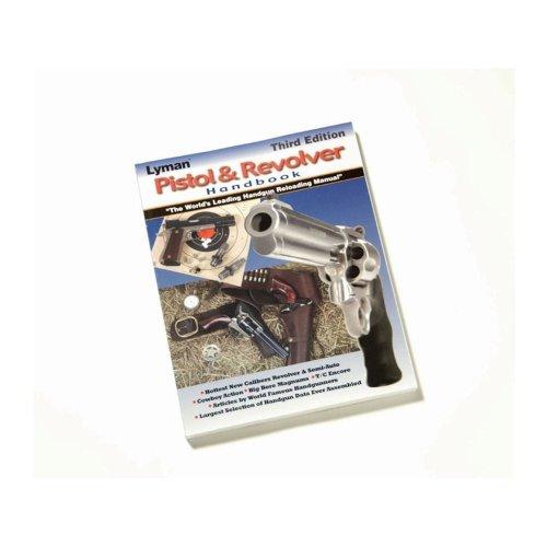 Lyman Pistol & Revolver Handbook 3rd Edition PAPERBACK (LY9816500)