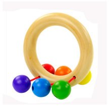 Toddler Circle Solid Wood Musical Toy/Musical Instrument