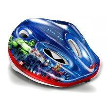 Dino Marvel Avengers Kids Protective Cycling Safety Helmet Blue