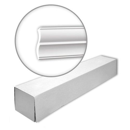 Profhome 150275 Cornice moulding 1 Box 6 pieces | 12 m