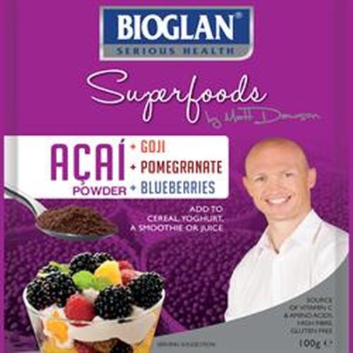 Bioglan Superfoods Acai & Berry 100g