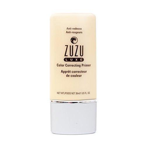 ZuZu Luxe, Color Correcting Primer: Anti-Redness,1 oz