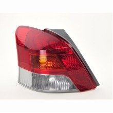 Toyota Yaris Mk2 6/2009-2011 Rear Tail Light Passenger Side N/s