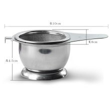 Stainless Steel Tea Accessories Tea Strainer/Tea Infuser/Tea Steeper With A Base