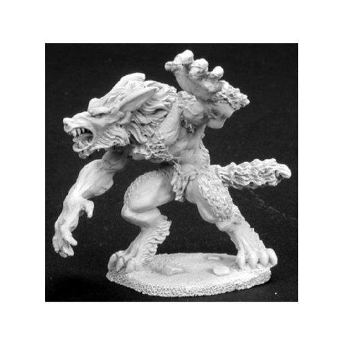 Reaper Miniatures Dark Heaven Legends 02747 Jean Paul DuChamps Werewolf