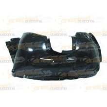 Bmw X5 2000-2006 Front Wing Arch Liner Splashguard Left N/s