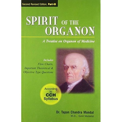 Spirit of the Organon, 3rd Rev. Ed. - Vol. III (Includes Flow Charts