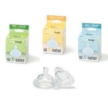 Klean Kanteen Baby Bottle Nipple Teats Kid Kanteen - Bpa and Toxin Free