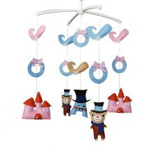 Musical Cot Mobiles For Babies, Music Mobile For Crib, Best Gift