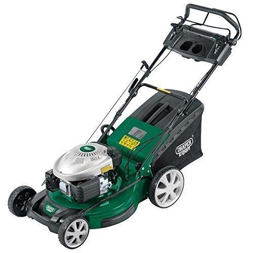 173cc Petrol Mower 560mm Sp - Draper Expert 49hp Self Propelled Lawn 37994 -  draper expert 173cc 49hp 560mm self propelled petrol mower lawn 37994