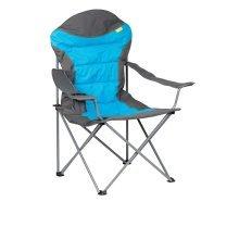 Kampa XL High Back Chair Blue