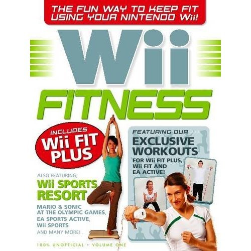 Wii Fitness: Pt. 1: For Owners of Wii Fit, Wii Fit Plus, Wii Sports Resort, EA Active and Many More...